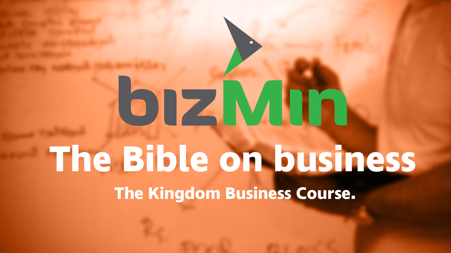 The Bible on Business video course